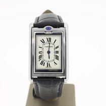 Cartier Basculante (BOX2001) 24mm Steel