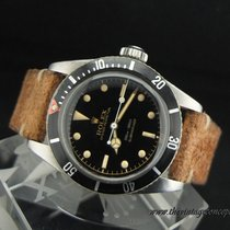 Rolex 6538 Submariner Big Crown Gilt Dial
