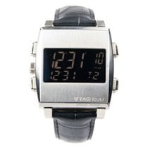 TAG Heuer Monaco Sixty Nine Reversible Automatic & Digital...