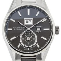 TAG Heuer Carrera 41 Automatic Grey Dial