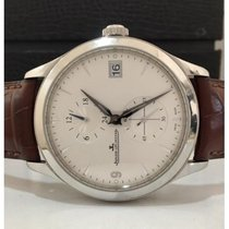 Jaeger-LeCoultre Master Control Hometime 2014 Impecavel Completo