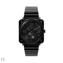 Bell & Ross BR S Black Ceramic Phantom