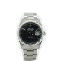 Rolex Stainless Steel Rolex Datejust Watch 116200