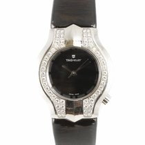 TAG Heuer Alter Ego Ladies Diamond Watch WP131G (Pre-Owned)