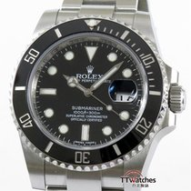Rolex Submariner Date 116610ln Box Papers 99% New