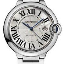 Cartier Ballon Bleu W69012Z4, Steel, New
