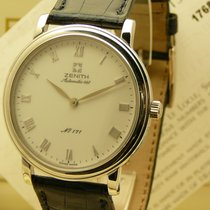 Zenith Ultra Thin Elite 661 Platinum Limited Edition 250Pieces...