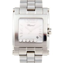 Chopard 288467 Happy Sport II Square 35mm Unisex Watch