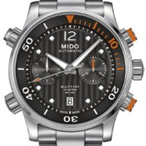 Mido Multifort Diver Chronograph