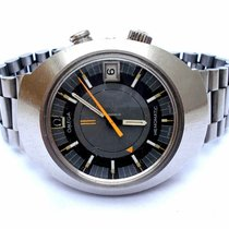 Omega Seamaster Memomatic Automatic Alarm Swiss Working Men