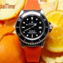 OfficialTime Rolex Sport Style - Breathable Rubber Strap