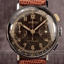 Angelus Vintage Exotic Chocolate-brown Dial Manufacture Grade...