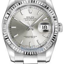 勞力士 (Rolex) Datejust 36mm Stainless Steel 116234 Silver Index...