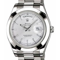 Rolex Day Date 18k White Gold 36mm
