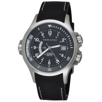 Hamilton Khaki Navy Gmt H77615333 Watch