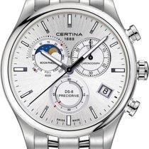 Certina DS-8 Moon Phase C033.450.11.031.00 Herrenchronograph...