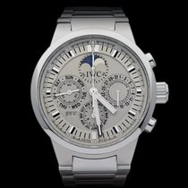 IWC GST Perpetual Calander Stainless Steel Gents IW375607