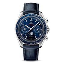 Omega Moonwatch Omega Co-Axial Master Chronometer Moonphase