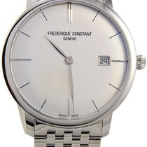 Frederique Constant Men's Fc-306s4s6b Curved Index Silver...