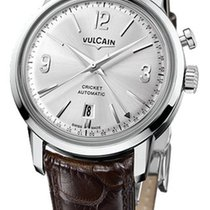 Vulcain 50s Presidents Cricket Watch automatic - 100 % NEW