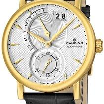Candino Elegance C4486/1 Elegante Herrenuhr Sehr Elegant