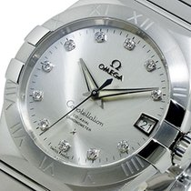 Omega [NEW] Constellation Silver Stainless Steel 12310382152001