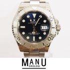 "Rolex Yatch Master Blu ""Like New"" Ref.116622"