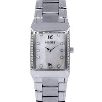 Concord 0310707 Carlton Diamond Dial and Bezel Ladies Watch