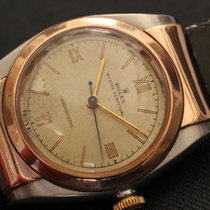 Rolex bubble back hooded ss pink gold - ovetto anse coperte