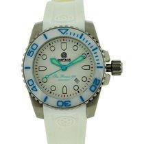 Deep Blue Lady Blue Sea Ramic Watch 500m Wr Ceramic Bezel...