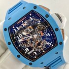 Richard Mille Baby Blue Ceramic Last Edition NUMBER 1
