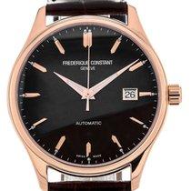 Frederique Constant Classics Index 40 Brown Dial Rosé PVD