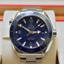 Omega Planet Ocean 600M Co-Axial Master Chronometer 43.5 MM BLUE
