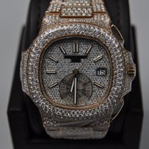 Patek Philippe Nautilus/Setting DIAMONDS
