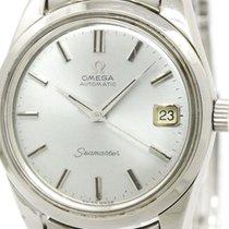 Omega Vintage Omega Seamaster Date Cal 565 Rice Bracelet Steel...