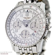 Breitling Navitimer Ref-A23322 Stainless Steel Box Papers Bj-2007