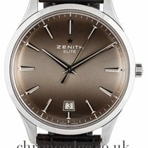 Zenith Captain Elite Central Second Automatic