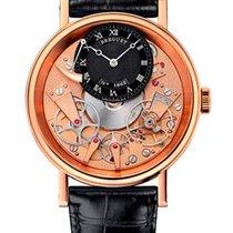 Breguet Brequet Tradition 7057 18K Rose Gold Men's Watch