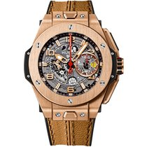 Hublot Big Bang 45mm Ferrari Rose Gold