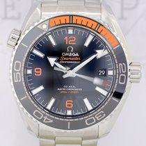 Omega Seamaster Planet Ocean 600M Master Chronometer black orange