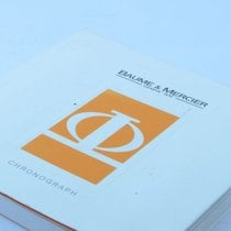 Baume & Mercier Anleitung Manual Capeland Chrono Automatik
