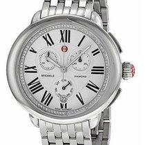 Michele Serein Diamond Chronograph Diamond set watch
