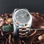 Rolex 116300 Datejust II Black Roman Dial Smooth Bezel ...