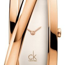 ck Calvin Klein Feminine CK_K2J23601 Elegante Damenuhr Spangenuhr