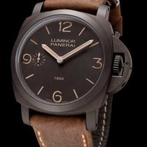 Panerai PAM375 Luminor 3 Days 1950 Composite 47mm [NEW]