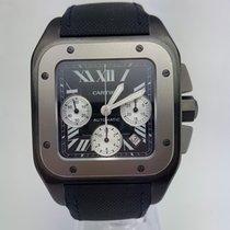 Cartier Santos 100 Titanium REF: W2020005