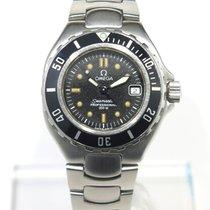 Omega Seamaster Professional black dial quartz