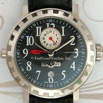 Dewitt AC.2002.48.M600 Academia Double Fuseau GMT2, White Gold
