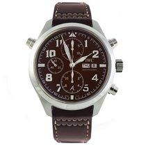 IWC Pilot's Watch Double Chronograph Edition Antoine de...