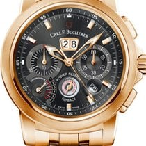 Carl F. Bucherer Patravi ChronoGrade 00.10623.03.33.21